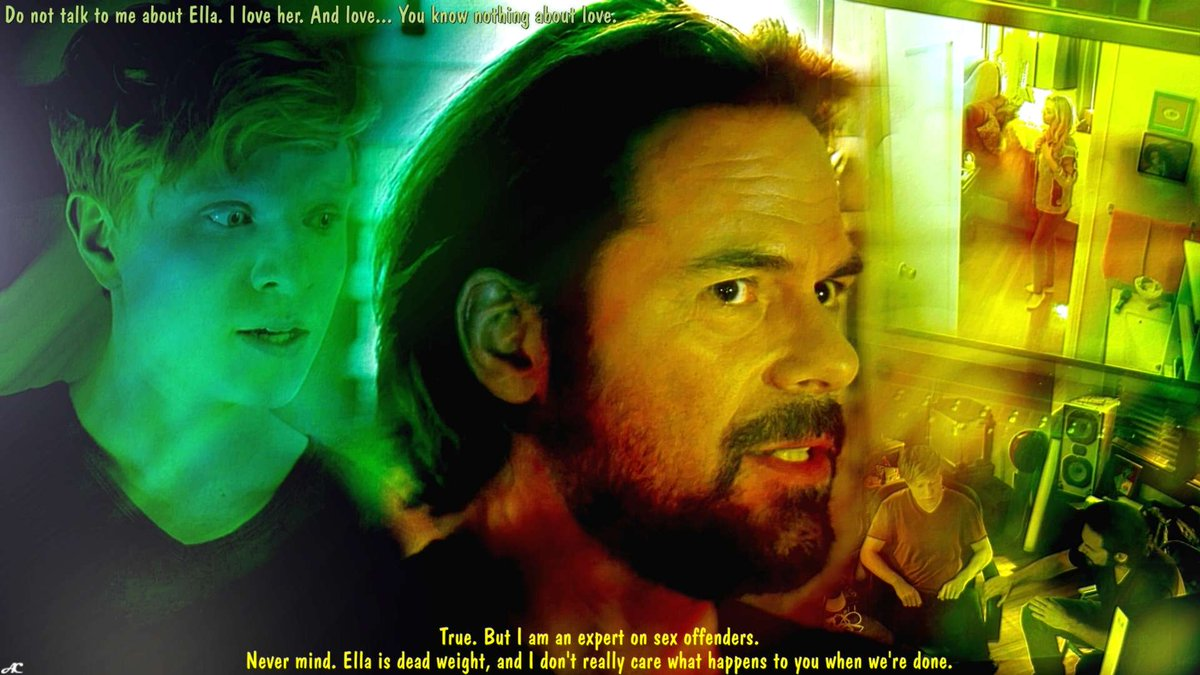 "#Burkettes #BillyBurke #WillAttenborough #MajorCrimes  #StrohSaturday MAJOR CRIMES 06x12 ""By Any Means"" (Part3)"