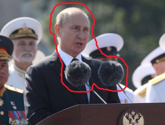 Путин посетил открытие фестиваля в оккупированном Крыму - Цензор.НЕТ 4575