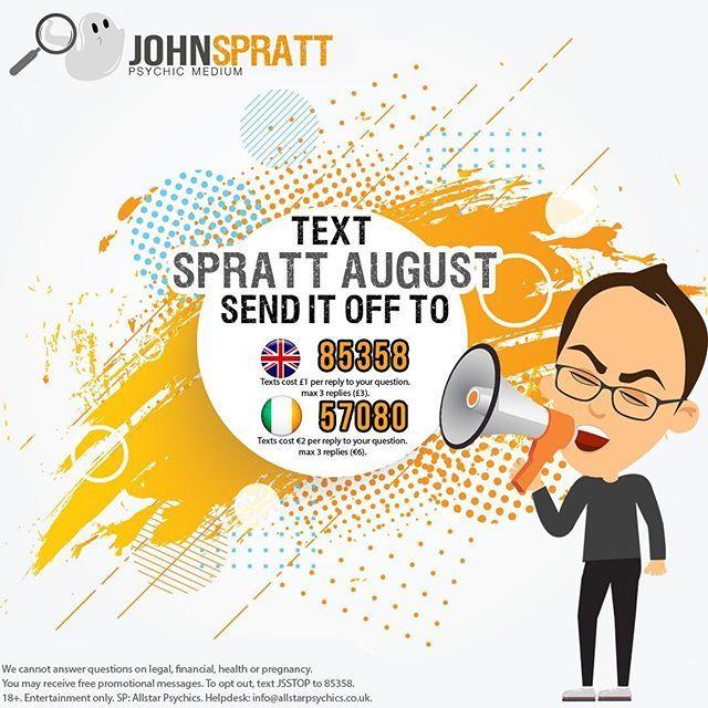 John Spratt - Psychic Medium on Twitter: