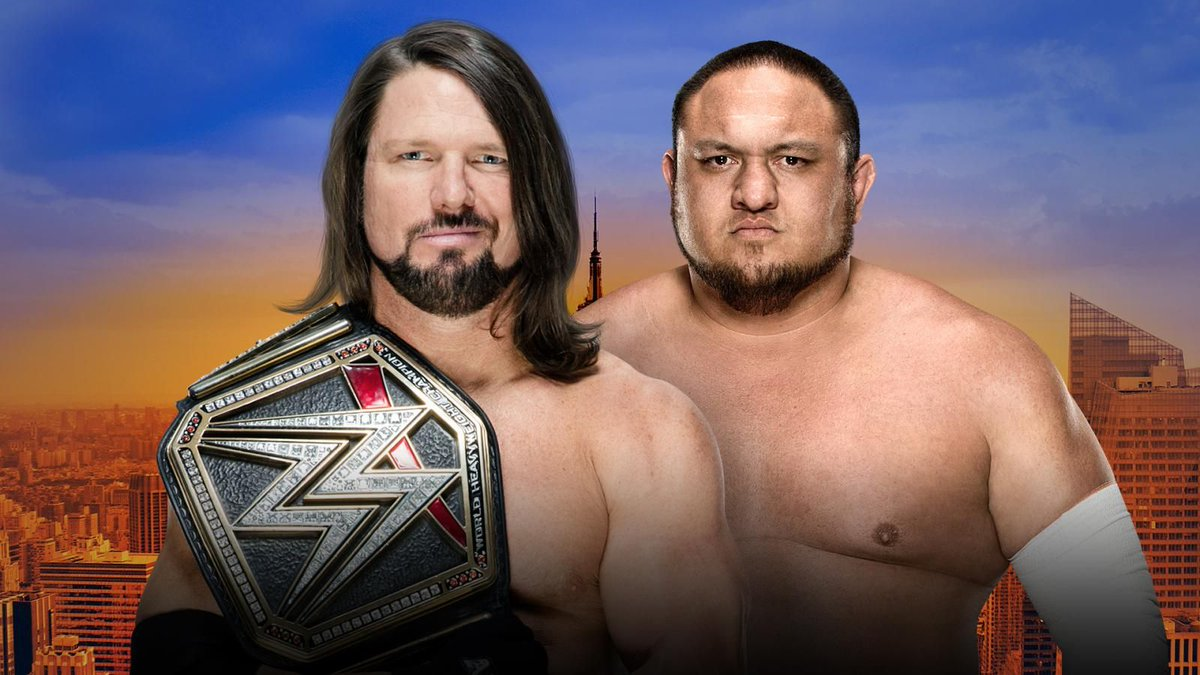 Cageside Seats On Twitter Wwe Summerslam 2018 Match Card Rumors Https T Co Mlfhcclhpk