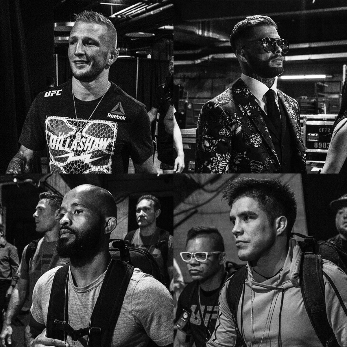 Here we go!!! We are LIVE on PPV! Dillashaw vs Garbrandt and Johnson vs Cejudo #UFC227