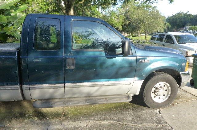1999 Ford V10 Repair Manual