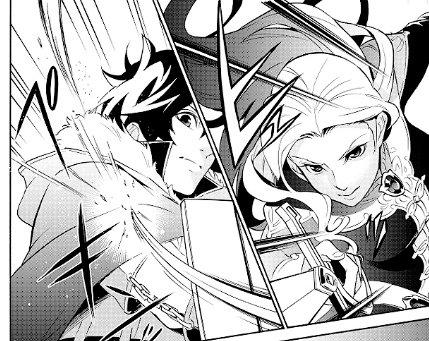 盾の勇者の成り上がり 漫画 9巻 ネタバレ
