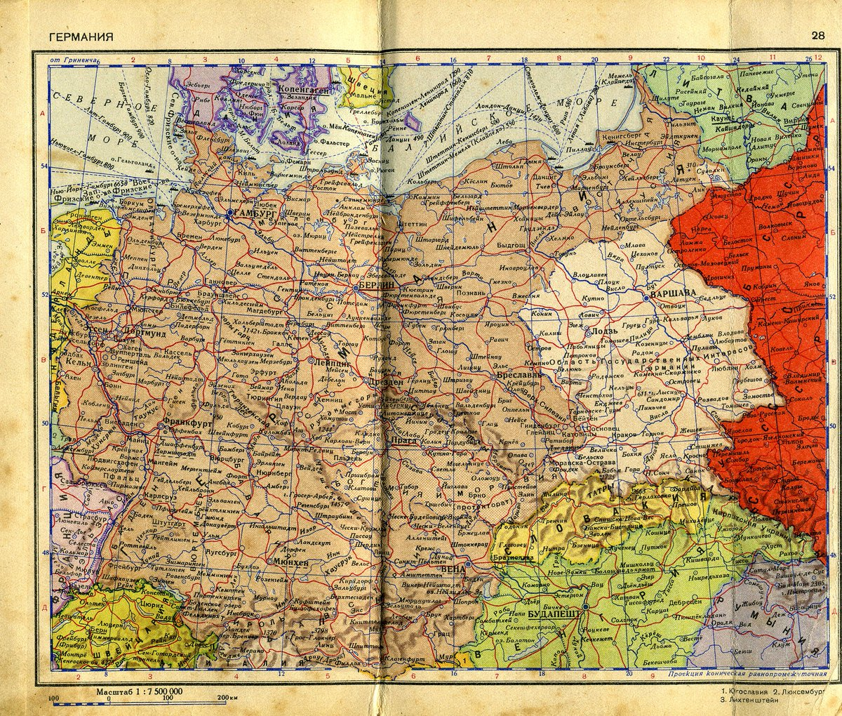 Map Of Germany 1940.Rati Shubladze Pa Twitter Map Of Nazi Germany In 1940 Russian
