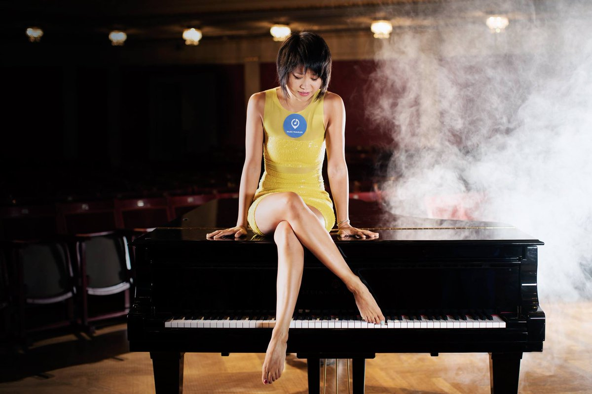 Reloaded twaddle – RT @YujaWang: It's always to fun to experiment with Aleksey and Joo! They're big...