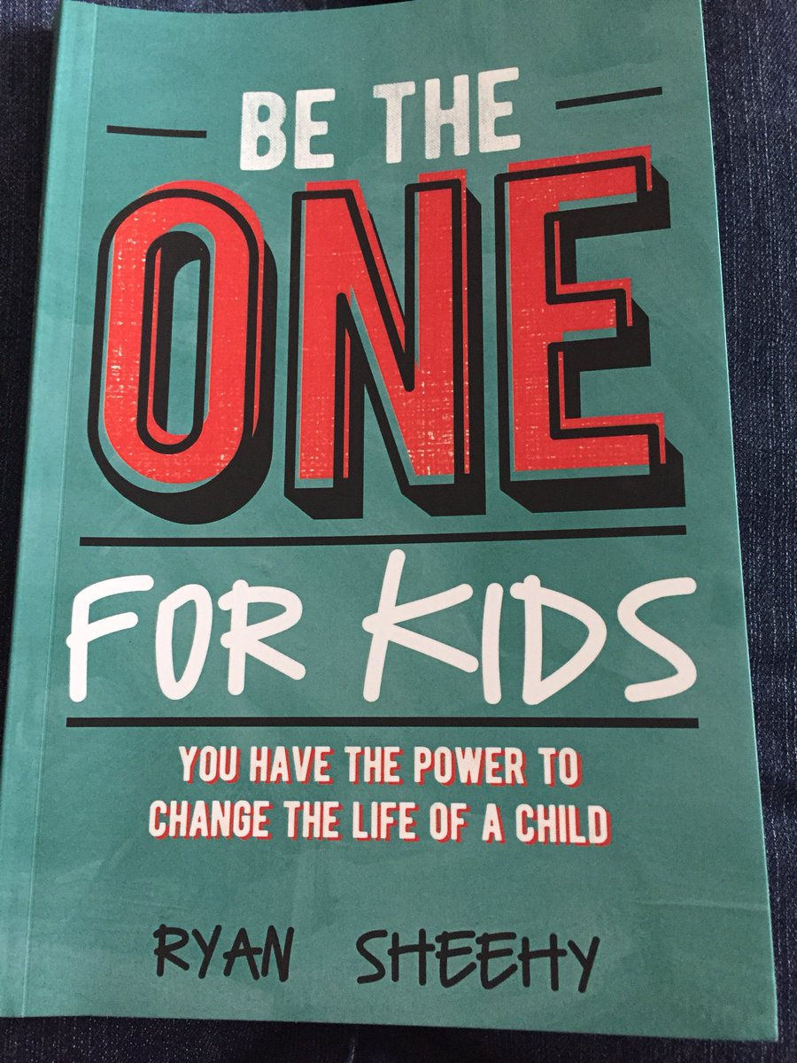 Great read! Getting inspired and motivated for another great school year! #BeTheOne @sheehyrw