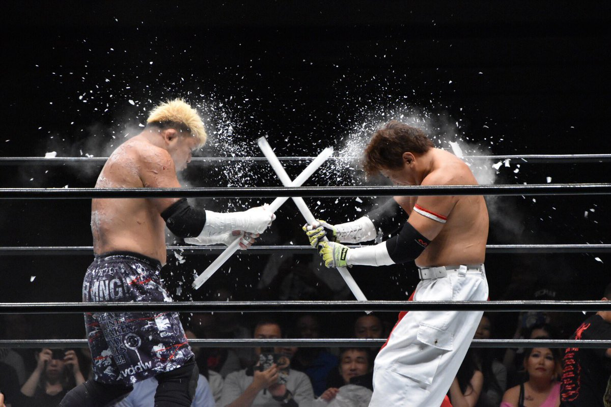 BJW: Masashi Takeda y Hideki Suzuki, monarcas inamovibles 9