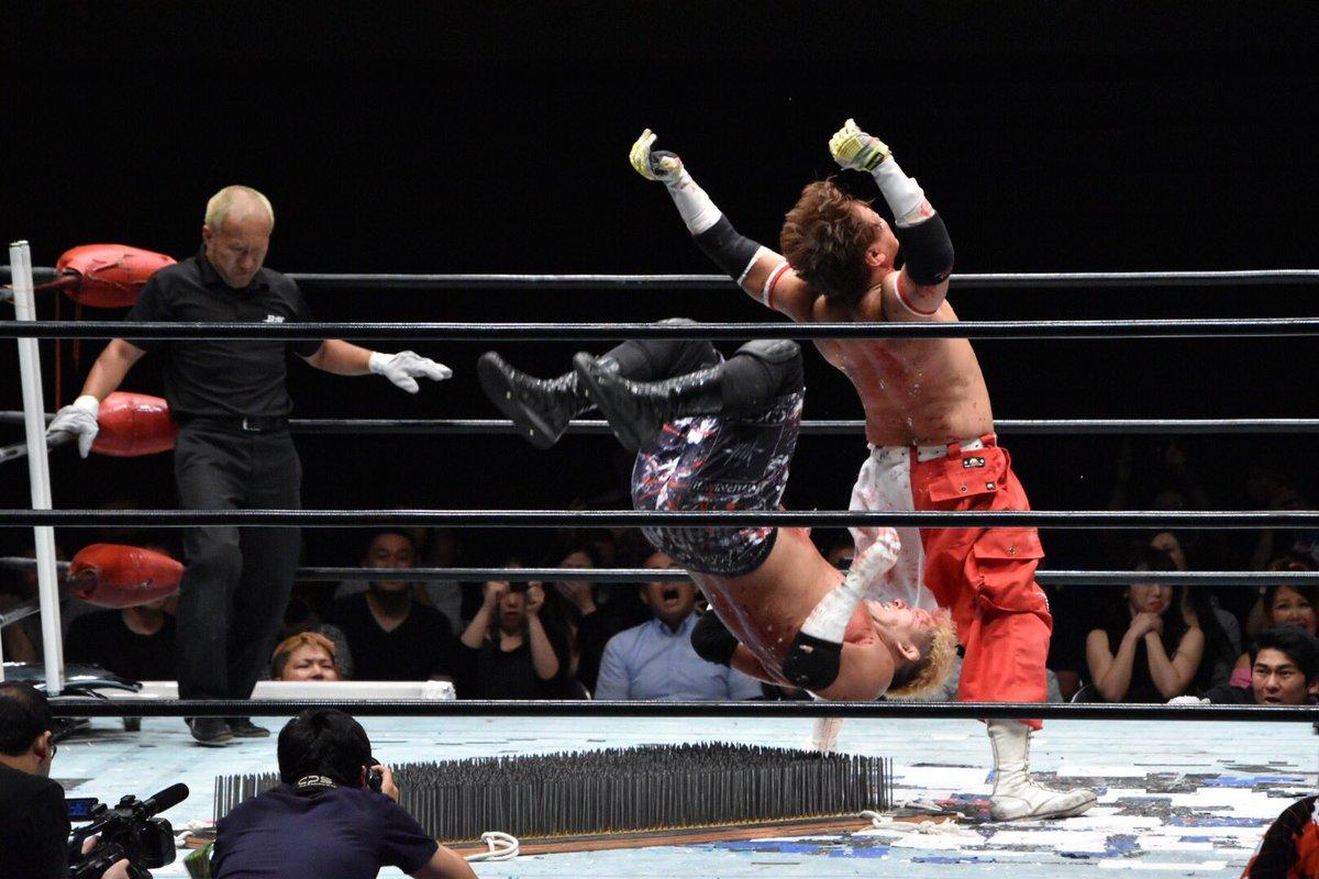 BJW: Masashi Takeda y Hideki Suzuki, monarcas inamovibles 8