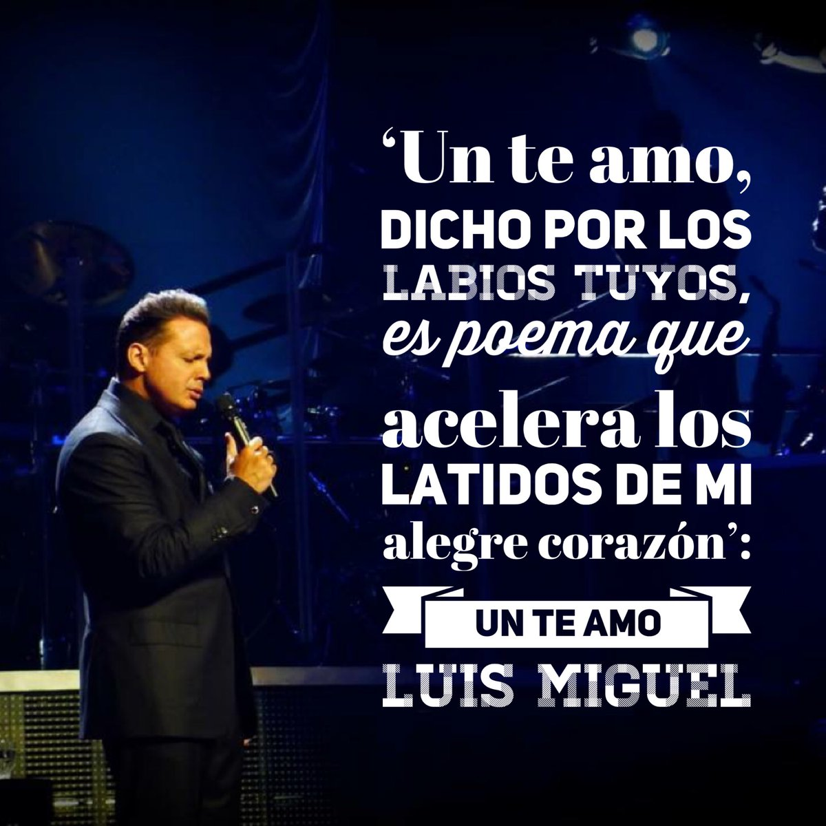 Luis Miguel Quotes в Twitter Te Imaginas Que At Lmxlm Te