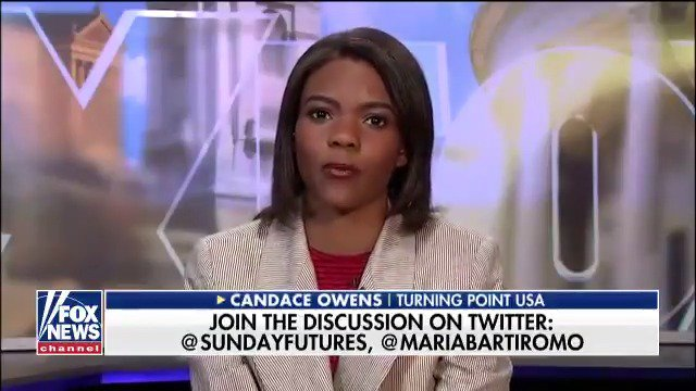 .@RealCandaceO: 'They are just trying to take down Trump.' #SundayFutures @MariaBartiromo