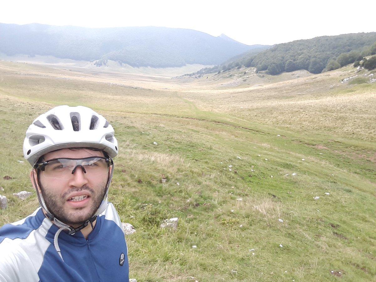 Distrutti, ma ne è valsa la pena! #voltigno #vadodifocina #abruzzo #mountainbike  #cycling   - Ukustom