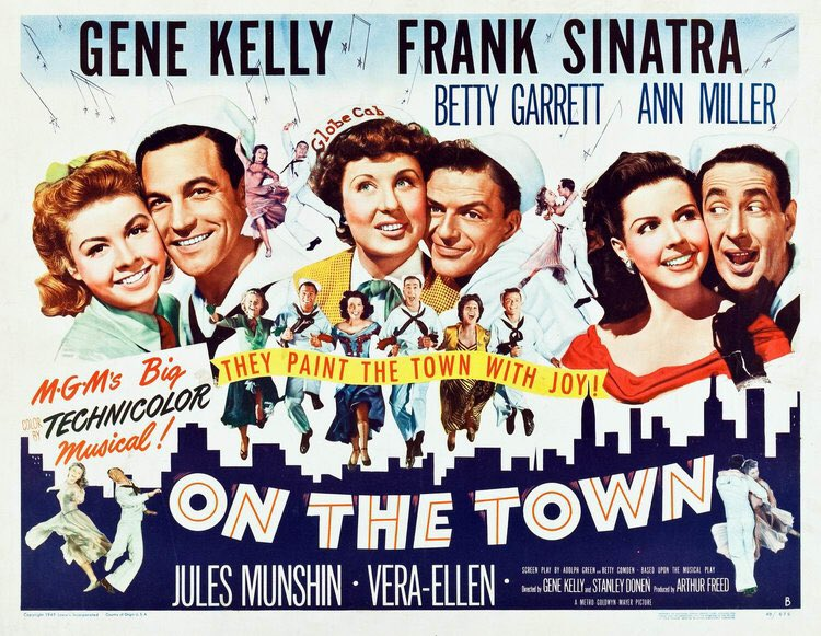 Image result for images from 1949's On The Town