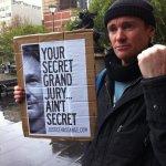 Dear US gov/DoJ/CIA,  Your secret grand jury into WikiLeaks...  ...ain't secret. End it now and stop politically persecuting a publisher.   https://t.co/W3JwY18Mdr #FreeAssange #Unity4J