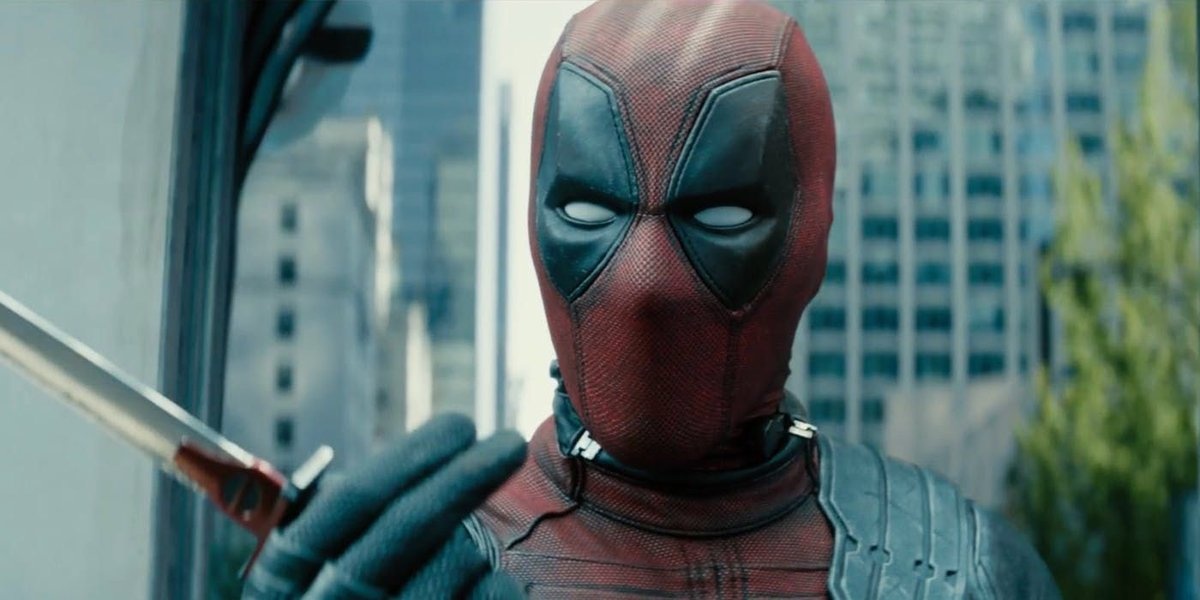 The #Deadpool2 Joke Too Obscure to Include in the Final Cut buff.ly/2MCl0gv