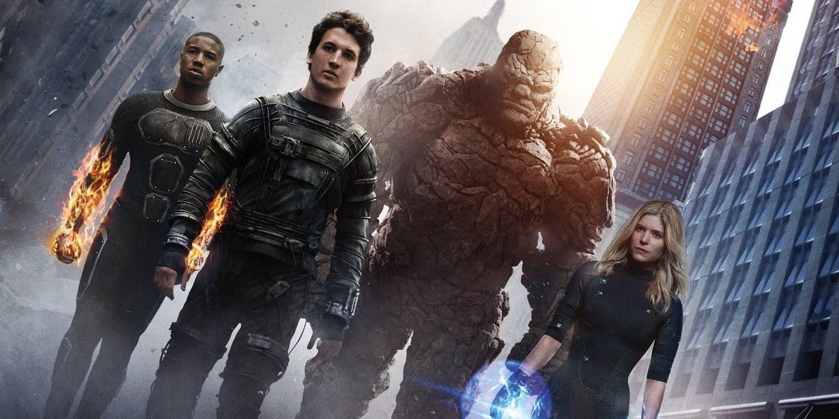 Fantastic Four Cast Was (Almost) Going to Reunite in Deadpool 2 buff.ly/2BBwJrJ