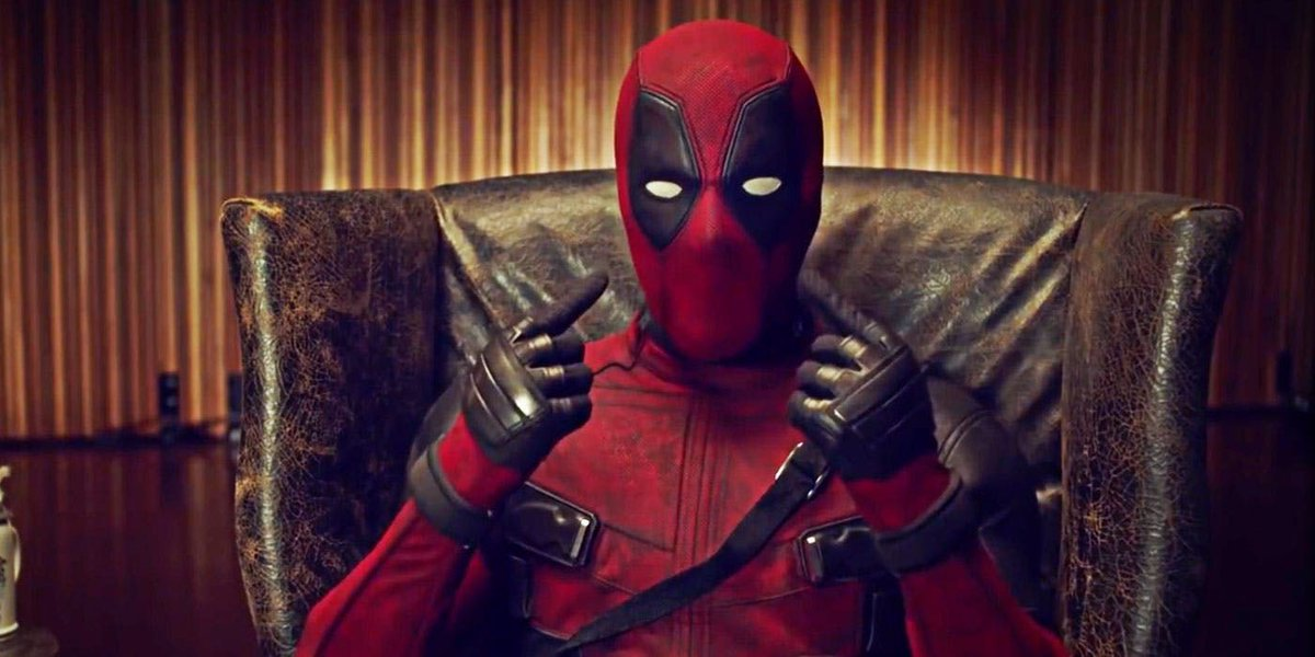 RUMOR: David Leitch Returning to Helm a Deadpool 3 buff.ly/2vYjVpM