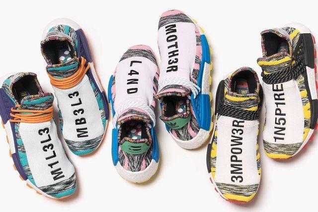 effc74a53d7b2 UNDER RETAIL via Rezet Pharrell x adidas NMD Solar HU about  235 shipped to  US Aqua http   bit.ly 2OLlgr1 Light Pink http   bit.ly 2MWx0qf US buyers  won t ...