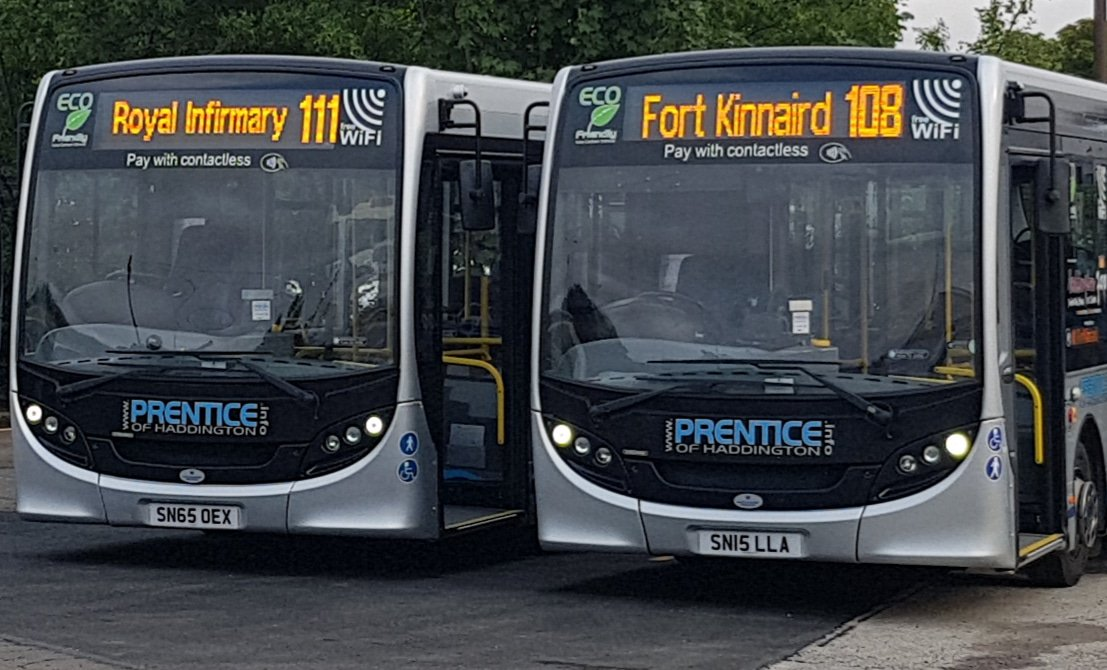 test Twitter Media - Our 108 and 111 routes both accept contactless payments, with the others to follow shortly, the first routes in East Lothian to do so https://t.co/QcpgAL5XX4