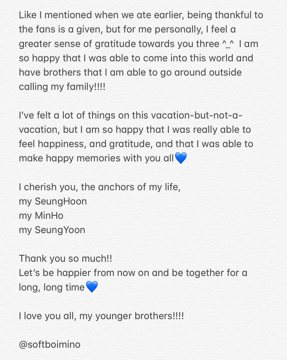 I want death on twitter translated seungyoons letter to his i want death on twitter translated seungyoons letter to his fellow winner members in the 2018 winners summer story package expocarfo Gallery