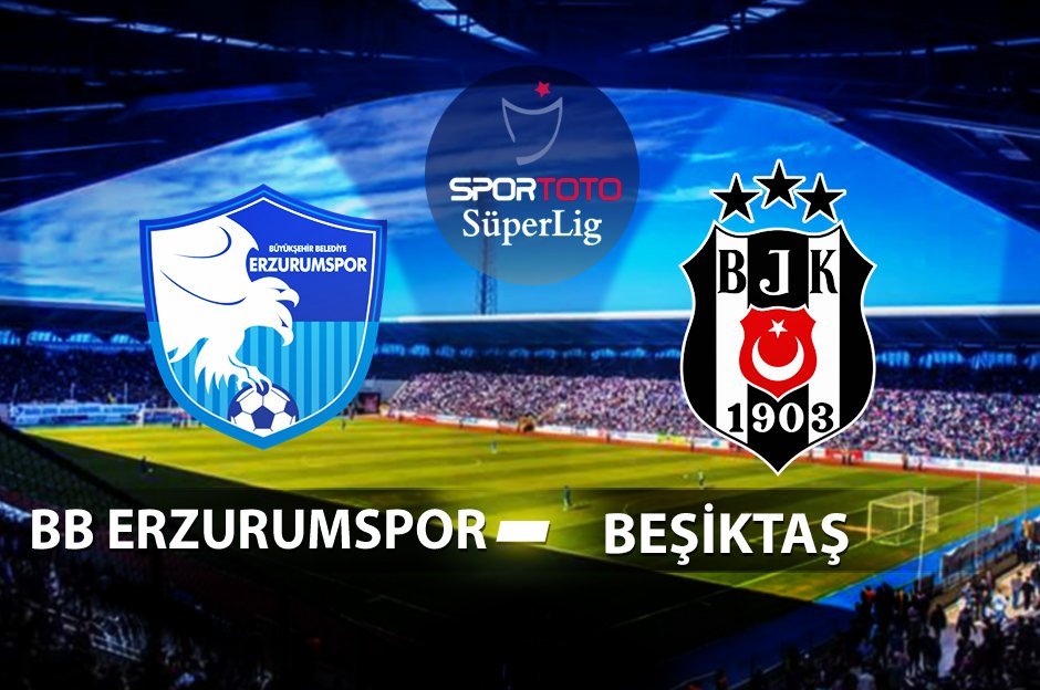 BB Erzurumspor: 1 - Beşiktaş: 0 | İlk yarı sonucu ⚽️16.' Scuk https://t.co/KW7LH2zOeH https://t.co/vxFtfM2xXb