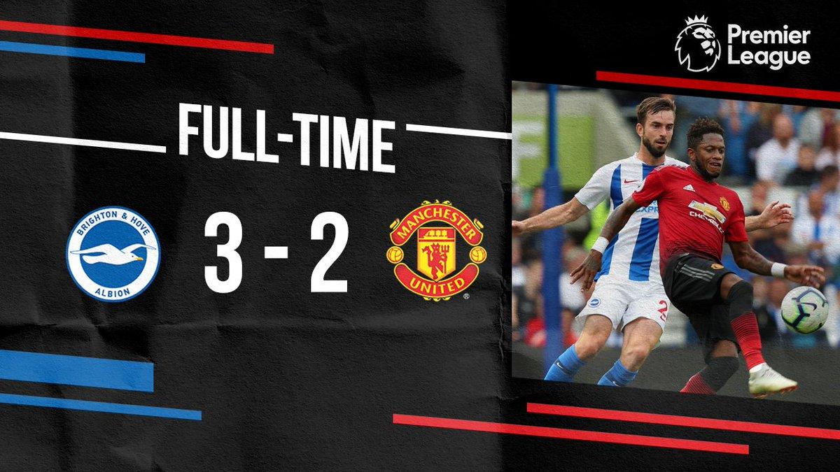 Brighton-Man Utd