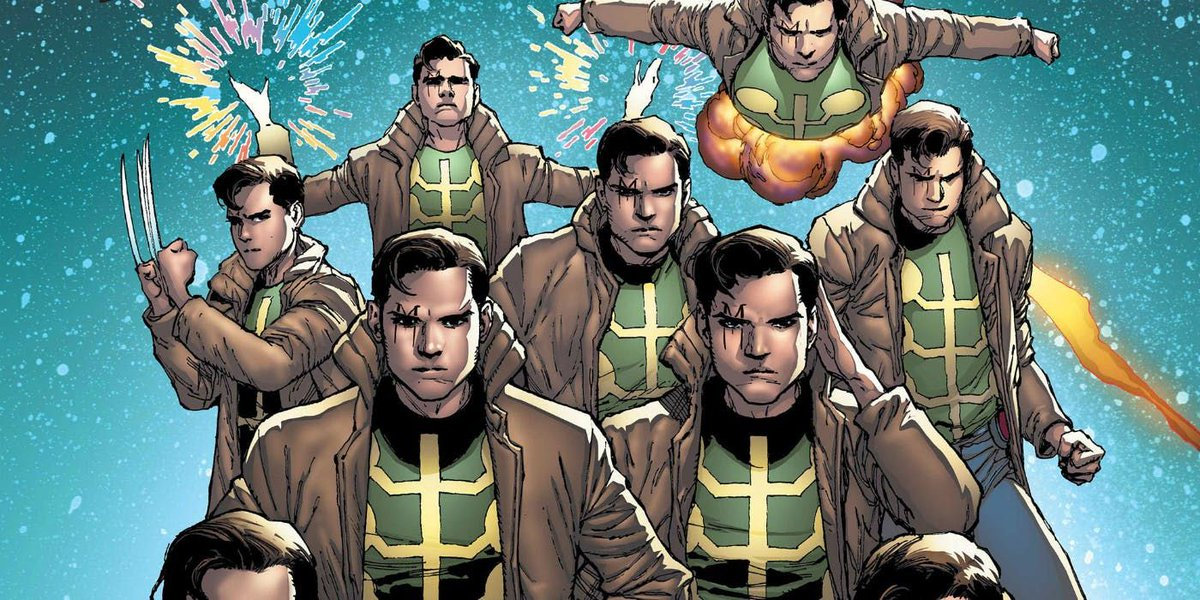Multiple Man: Why The New Jamie Madrox May Be Uncanny X-Mens Main Villain buff.ly/2MnLGT1