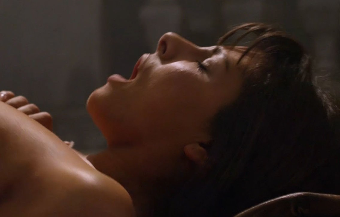 That interfere, nude sex scene from horror movie can not