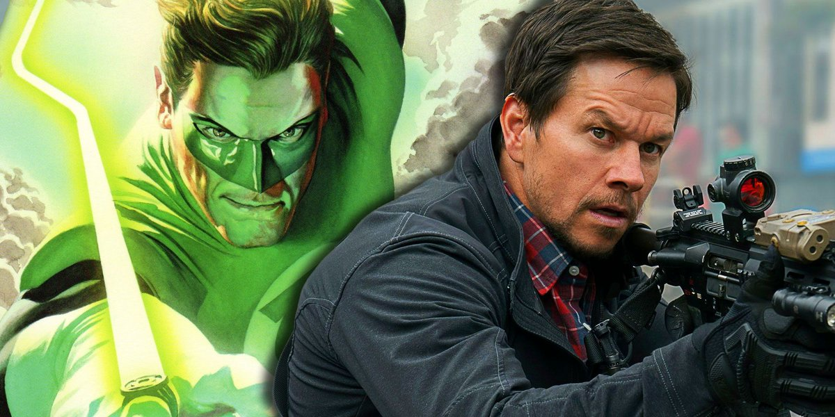 Mark Wahlberg Really Couldve Been the Best Green Lantern buff.ly/2Br7BUi