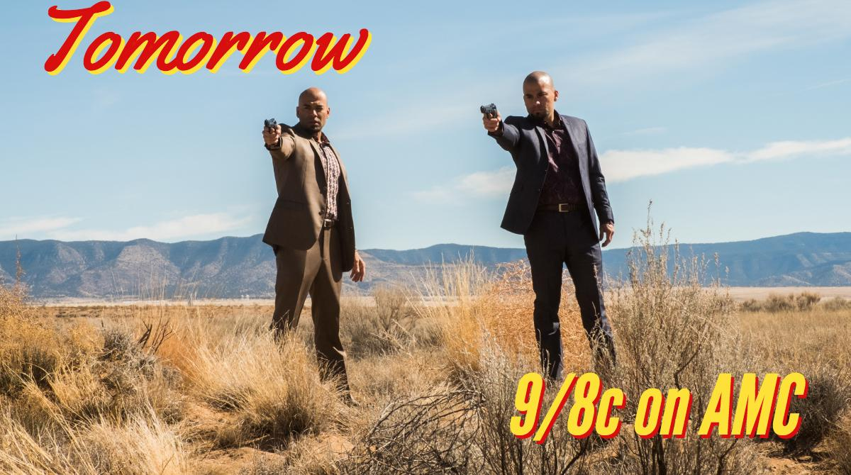 Trust us. You&#39;re not going to want to miss tomorrow. New episode starts at 9/8c on @AMC_TV<br>http://pic.twitter.com/KVTzvtLj2h