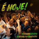 #DebateRedeTV Twitter Photo