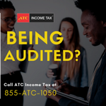 You may think receiving an #audit from the #IRS is a nightmare but with #ATCIncomeTax on your team, this experience will be a breeze. Call us today at 855-ATC-1050 to get started. #taxes #money
