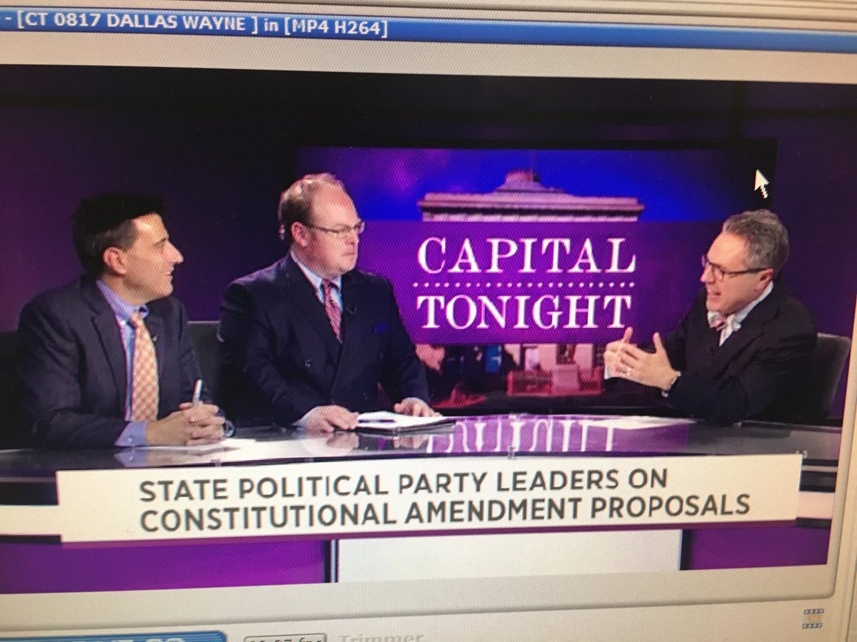 Good timing to have @DallasWoodhouse @WayneGoodwinNC on the show.  See you for @NCCapTonight at 7! @NCGOP @NCDemParty #ncpol #ncga <br>http://pic.twitter.com/h5cFDL4Yg8