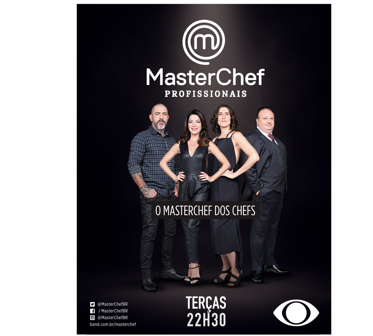 #MasterChefBR Latest News Trends Updates Images - masterchefbr