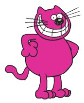 As it&#39;s #InternationalCatDay  Here&#39;s my favourite cat... Custard of Roobarb &amp; Custard fame. <br>http://pic.twitter.com/moQQEXAl8C