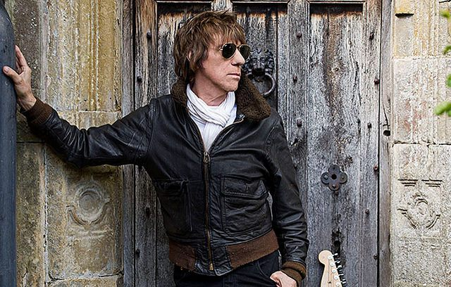 Reloaded twaddle – RT @ParklifeDC: Don't Miss: Legendary guitarist @JeffBeckMusic drops by @Wolf_Tr...
