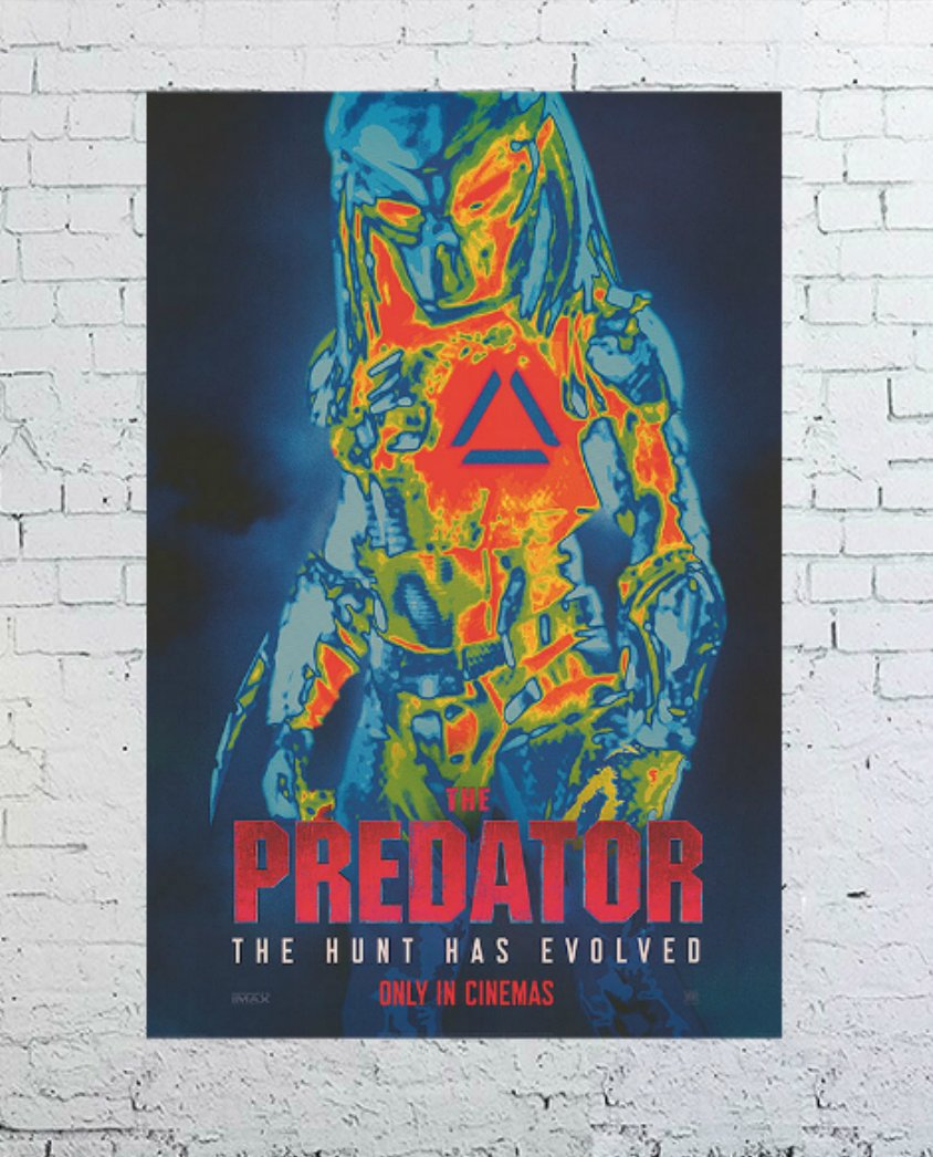 #ThePredator Latest News Trends Updates Images - iloveposters