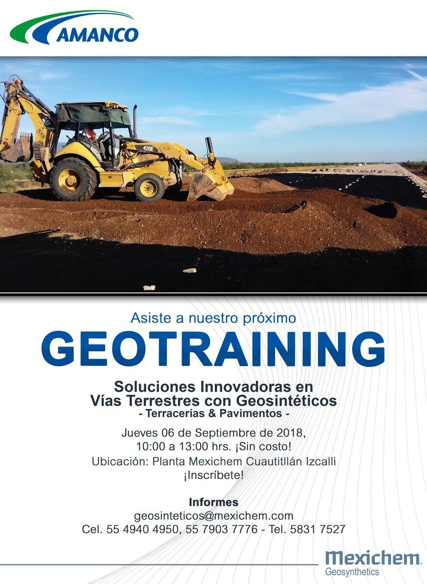Amanco Geosintéticos on Twitter: