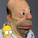 アニメで良かったw3DCGで再現したシンプソンズが恐ろしい!