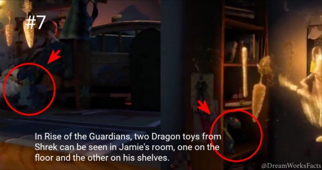 Dreamworksfacts On Twitter In Riseoftheguardians Two Dragon Toys From Shrek Can Be Seen In Jamie S Room One On The Floor And The Other On His Shelves Dwa Eastereggs Dwacrossovers Rotg Https T Co Bpnuxmu96w