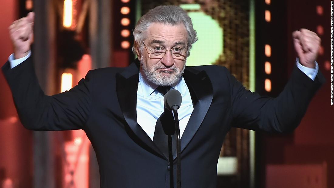 Happy Birthday Robert De Niro! The Oscar winner turns 75 today!  https:// trib.al/TO5582T  &nbsp;  <br>http://pic.twitter.com/A6qJxbKGfw