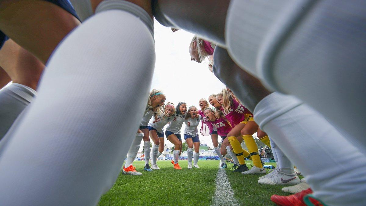 🏴 England have qualified for their 1st #U20WWC semi-finals! Congratulations! 😎 🏴 LAngleterre se qualifie pour sa 1ère demi-finale de Coupe du Monde Féminine U-20 de la FIFA ! 😎 Bravo !