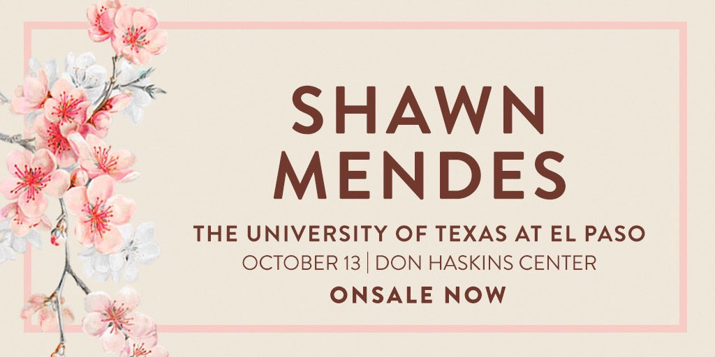 The University of Texas at El Paso is onsale now! https://t.co/CTKIkbw6vx https://t.co/5aTlCV4TxD