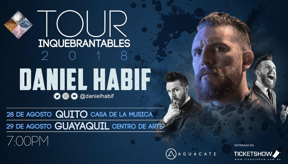 Ticket Show On Twitter Conferencia Daniel Habif