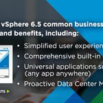 Image for the Tweet beginning: Want to upgrade to @VMwarevSphere