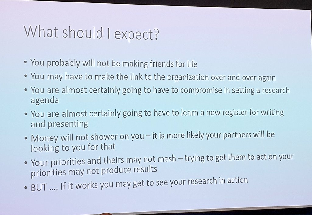 Some very good points from @TonyMcEnery on the pragmatics and impermanence of impact partnering. #impactinlx #REF2021 <br>http://pic.twitter.com/JENP06qs9L