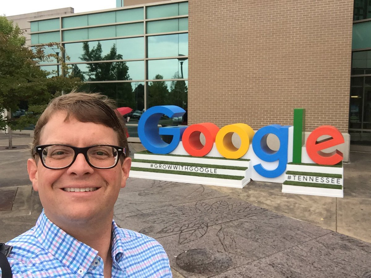 Learning from the GOOGLE today! #growwithgoogle #Tennessee #MemphisTN #seo #localSEO <br>http://pic.twitter.com/bXbKS3tKB6