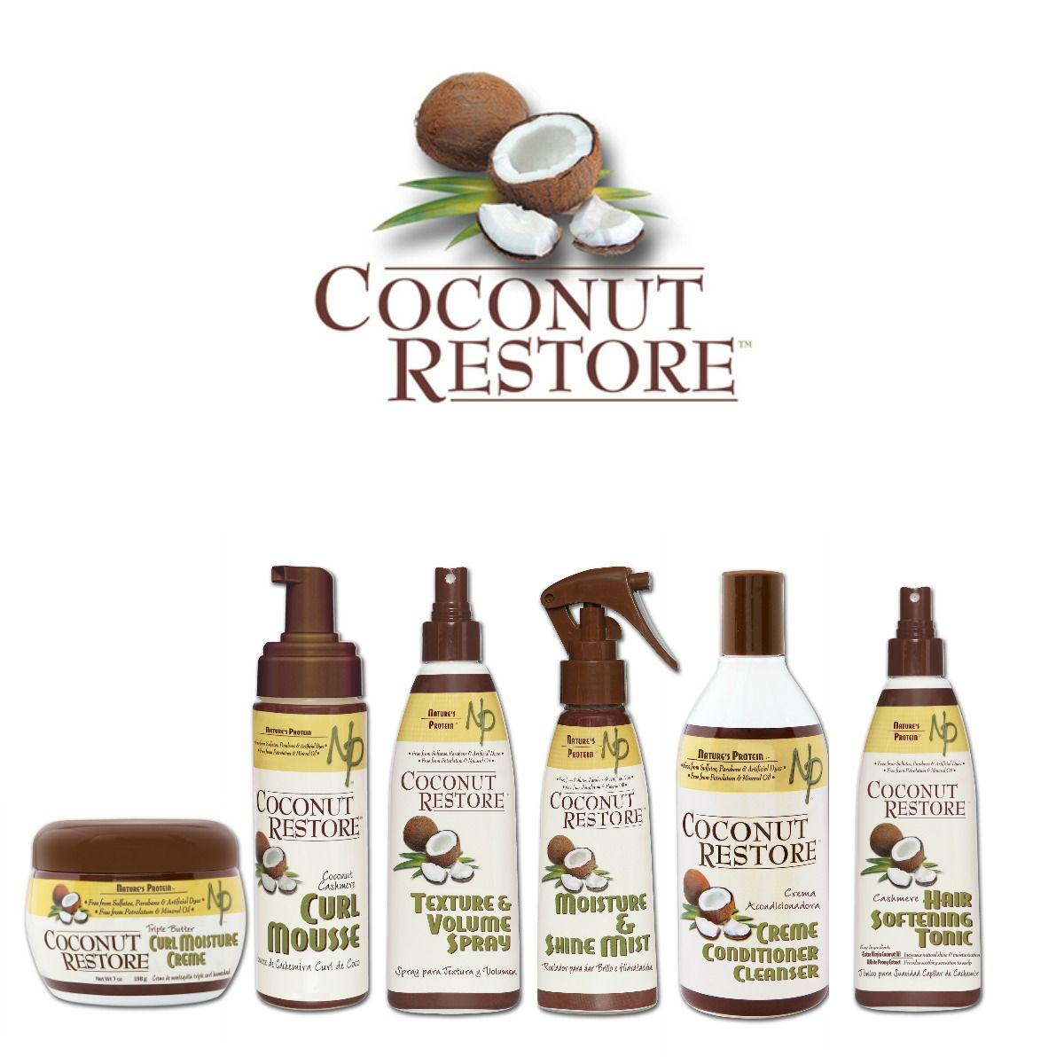 We are teaming up with @iHeartRadio and @myV101 to celebrate our new product launch in #Memphis this weekend!  Join us today @ TJ Beauty Super Center on 3661 Hickory Hill Road from 4pm to 6pm for samples and giveaways! #CoconutRestore