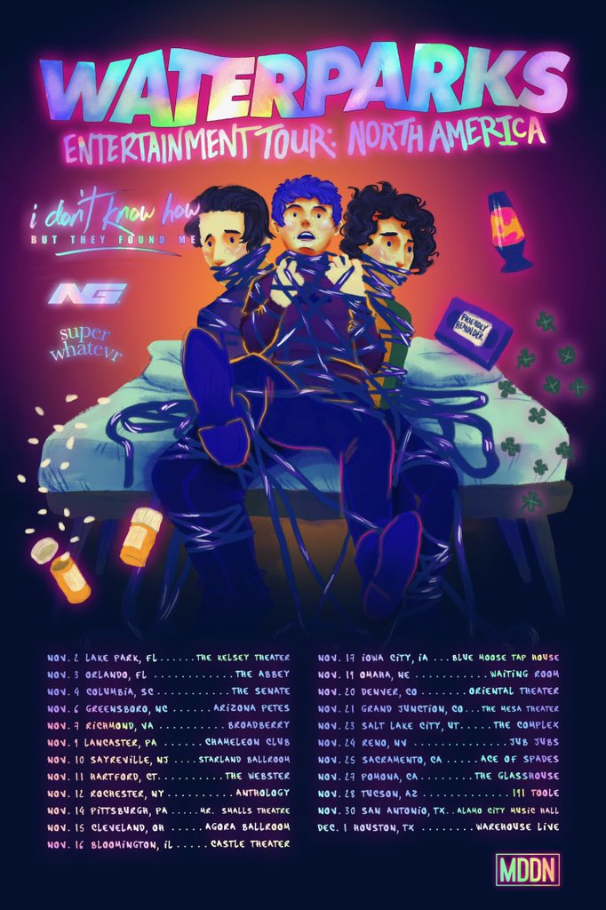 JESUS CHRIST WTF YALL VIP FOR ORLANDO, LANCASTER, SAYREVILLE, HARTFORD, BLOOMINGTON, POMONA, AND HOUSTON IS ALL SOLD OUT. OTHERS ARE REALLY CLOSE. DAMN DUDE. THANK YOU.   TICKETS:  http://www. waterparksband.com  &nbsp;   VIP:  http:// waterparks.veeps.com  &nbsp;  <br>http://pic.twitter.com/4GeE6tGnhx