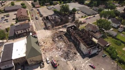 Buildings destroyed by Sun Prairie explosion to be removed  http:// via.fox6now.com/2VIH7  &nbsp;  <br>http://pic.twitter.com/ovwXRiZwWc