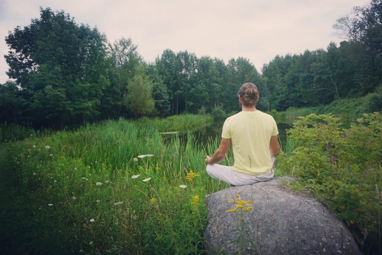 Sivananda Yoga Ranch On Twitter The Power Of Meditation Retreat Starts August 19 24 No Meditation No Realization Https T Co 253blyvxol